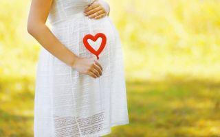 К чему снятся месячные беременной