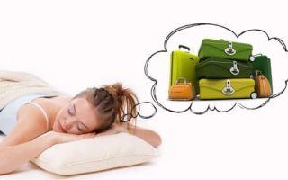 К чему снится чемодан во сне: значение в сонниках