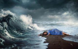 К чему снится море: расшифровка сна по сонникам