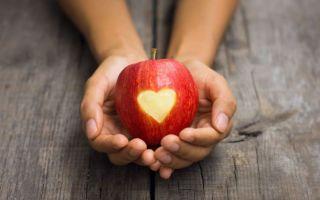 Заговор на яблоко читать на любовь
