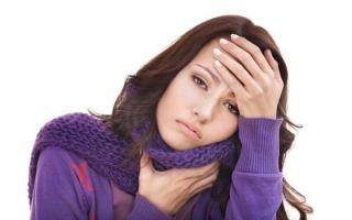 Заговор при болях в горле от ангины