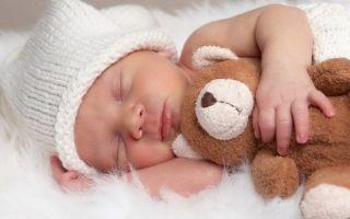 Заговор чтоб ребенок спал