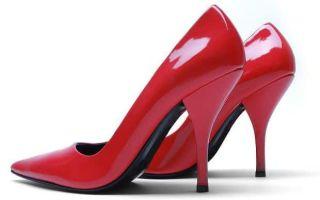 К чему снятся туфли во сне: толкование в соннике