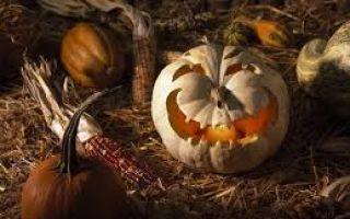 Заговор на Хэллоуин