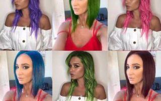 К чему снится смена цвета волос
