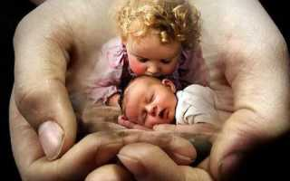 Молитва от сглаза ребенка
