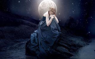 К чему снится Луна 🌛 во сне, сонник — приснилось полнолуние, толкование