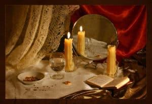 Атрибуты для ритуалов