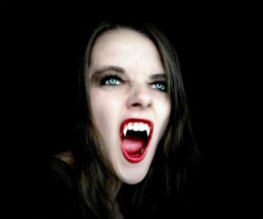 K chemu snatsja vampiri