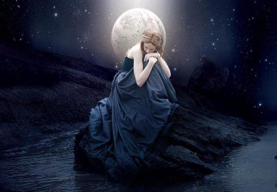 K chemu snitsya luna